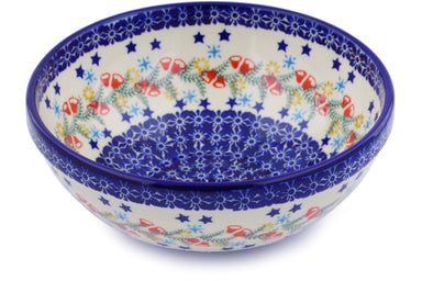 8 cup Serving Bowl - P9331A | Polish Pottery House