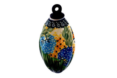 "2"" Ornament Christmas Ball - Spring Garden 