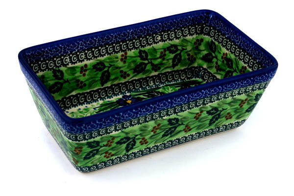 "5"" x 8"" Loaf Pan - Spring Garden 