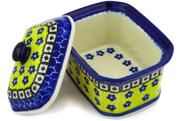 "3"" Octagon Box - Blue Sunshine 