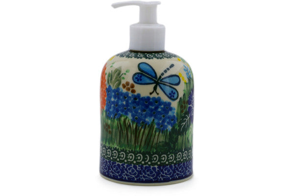 "6"" Soap Dispenser - Whimsical 