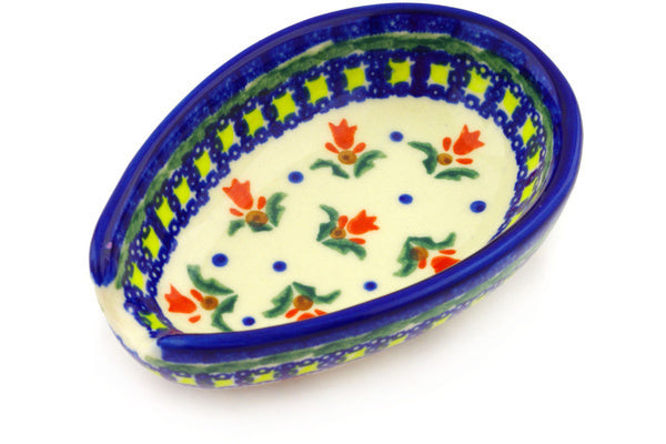 "5"" Spoon Rest - D7 