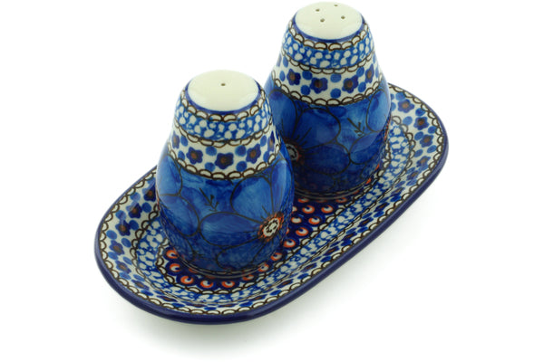 "4"" Salt and Pepper Shakers - Fiolek 