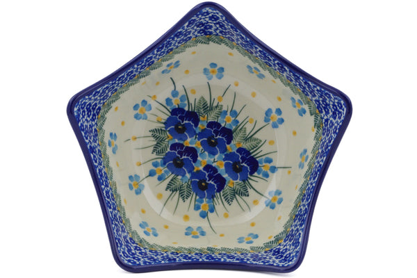 3 cup Serving Bowl - P9028A | Polish Pottery House