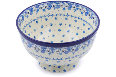 16 cup Serving Bowl - P9272A | Polish Pottery House