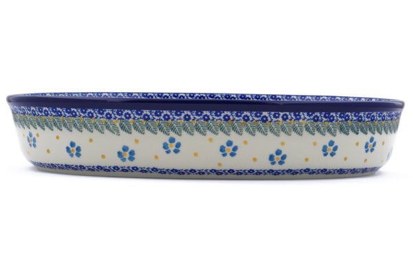 "14"" Oval Baker - P9028A 