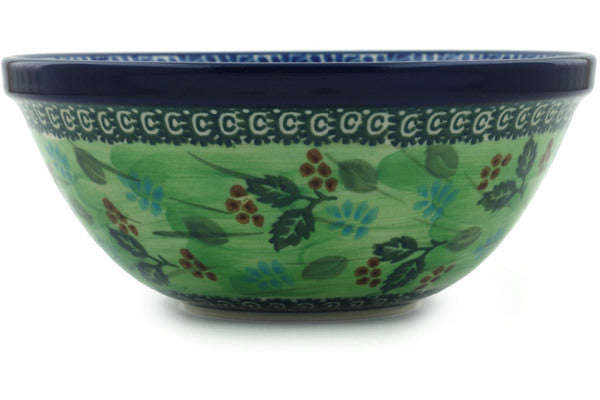 3 cup Cereal Bowl - Whimsical | Polish Pottery House
