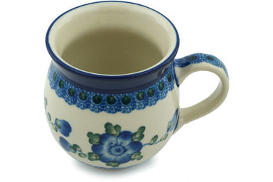8 oz Bubble Mug - Heritage | Polish Pottery House