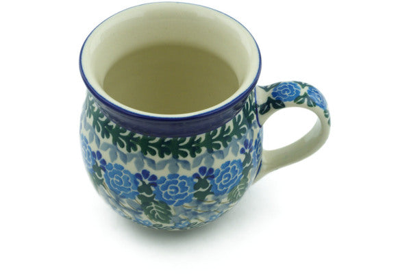 8 oz Bubble Mug - U737 | Polish Pottery House