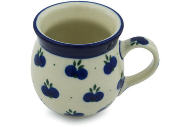 8 oz Bubble Mug - 67AX | Polish Pottery House