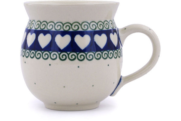 12 oz Bubble Mug - 375 | Polish Pottery House
