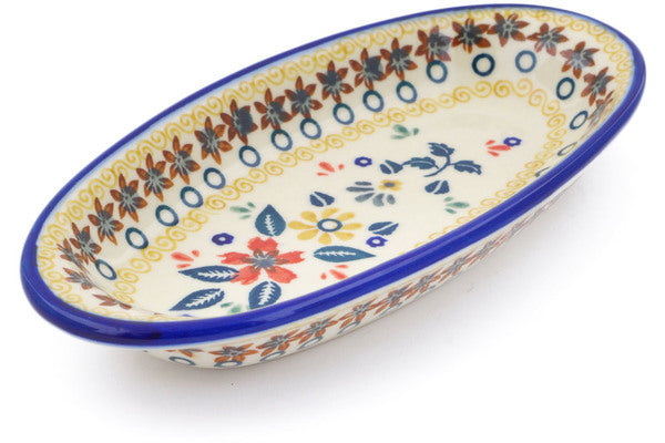 5 oz Condiment Dish - P9336A | Polish Pottery House