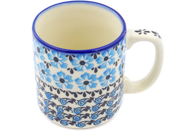 11 oz Mug - P9315A | Polish Pottery House