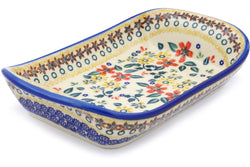 "9"" Platter with Handles - P9336A 
