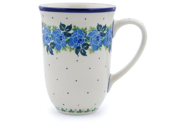 16 oz Mug - Bendikas Floral | Polish Pottery House