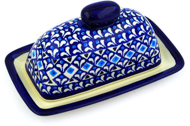 "8"" Butter Dish - 217A 