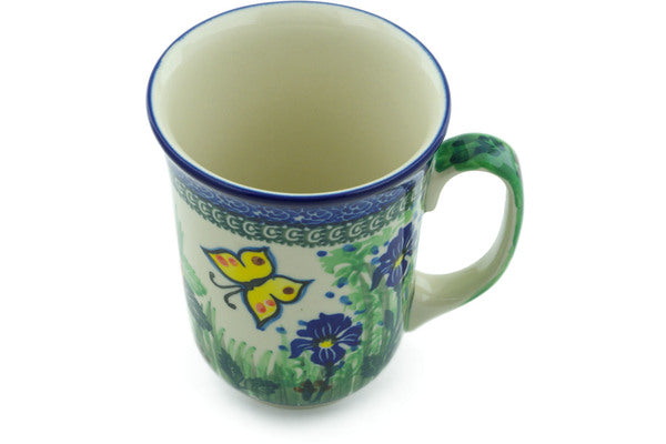 16 oz Mug - Spring Garden | Polish Pottery House