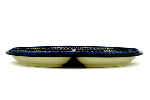 "11"" Divided Dish - Fiolek 