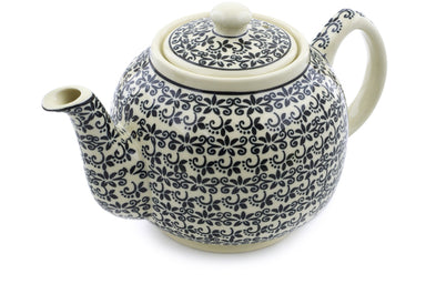 4 cup Tea Pot - 941 | Polish Pottery House