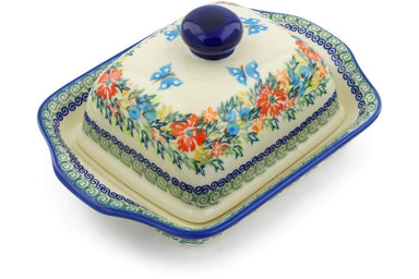 "8"" Butter Dish - D156 