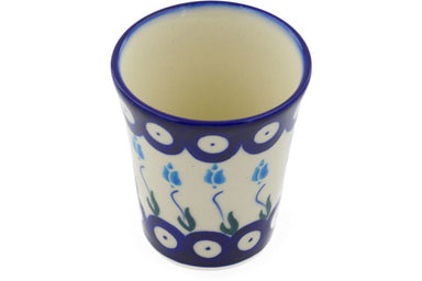 4 oz Tumbler - D107 | Polish Pottery House