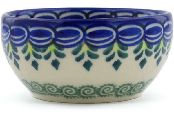 3 oz Condiment Bowl - D156 | Polish Pottery House