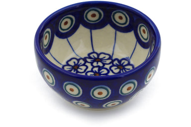 3 oz Condiment Bowl - D106 | Polish Pottery House
