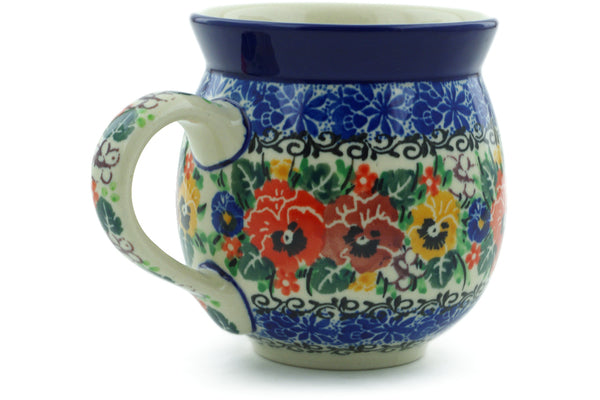 12 oz Bubble Mug - U3638 | Polish Pottery House