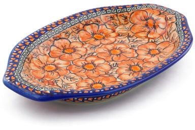 "12"" Platter with Handles - D92 