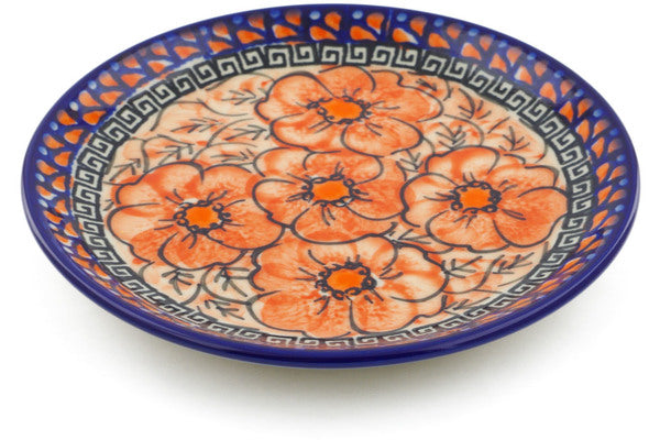 "7"" Bread Plate - D92 