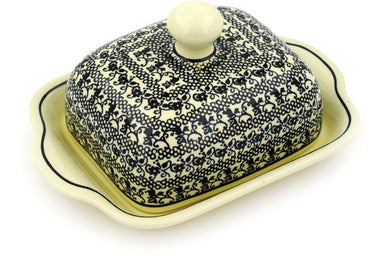 "8"" Butter Dish - 937 