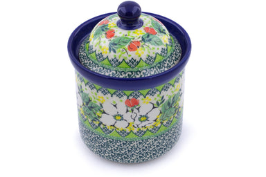 20 oz Canister - P9341A | Polish Pottery House
