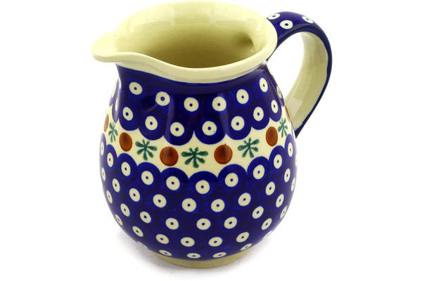 3 cup Pitcher - Old Poland | Polish Pottery House