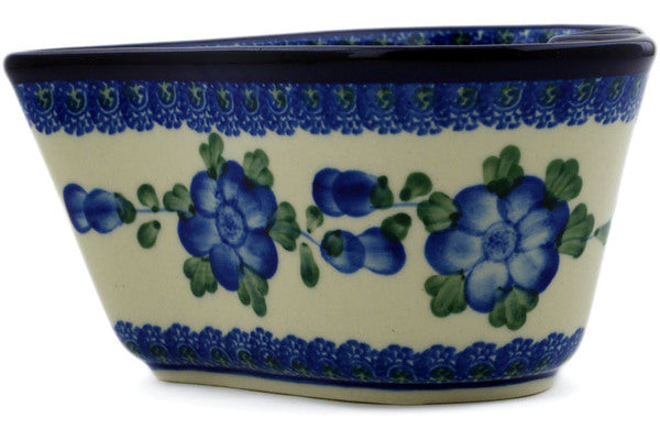 19 oz Heart Bowl - Heritage | Polish Pottery House
