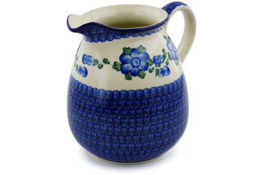 8 cup Pitcher - Heritage | Polish Pottery House