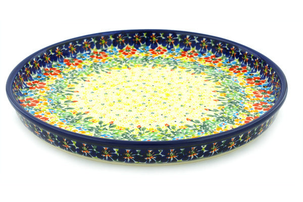"9"" Cookie Platter - 262ART 