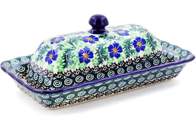 "9"" Butter Dish - 1538X 