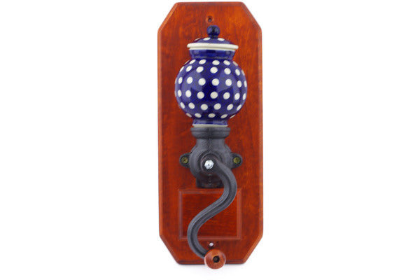 "7"" Hanging Coffee Grinder - 9 