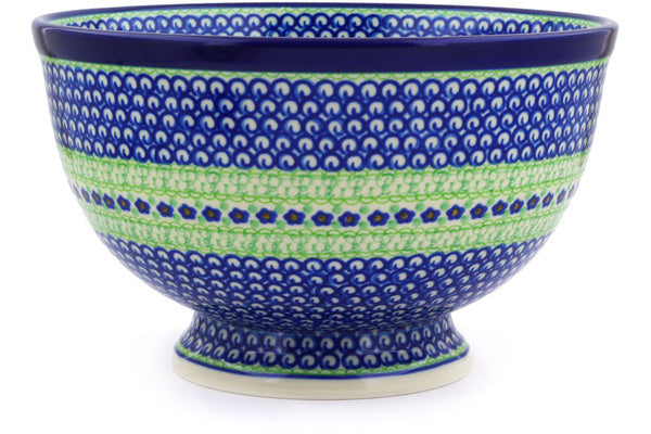 16 cup Serving Bowl - U408D | Polish Pottery House