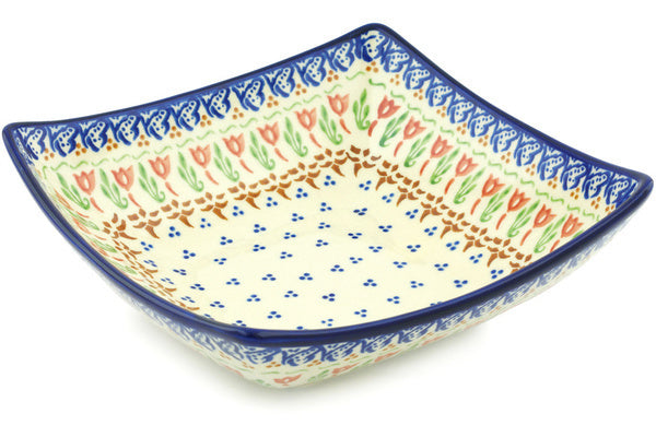 "8"" Square Bowl - D29 
