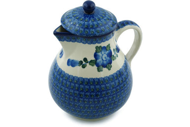 4 cup Pitcher - Heritage | Polish Pottery House