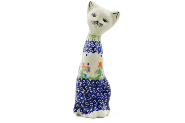 "8"" Cat Figurine - D19 