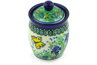 "4"" Canister - Spring Garden 