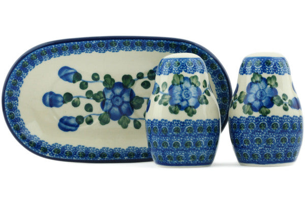"4"" Salt and Pepper Shakers - Heritage 