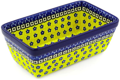 "5"" x 8"" Loaf Pan - Blue Sunshine 