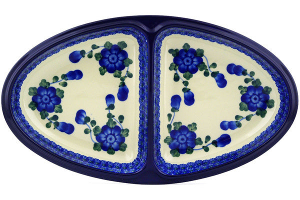 "14"" Divided Dish - Heritage 