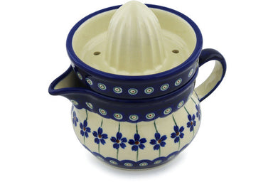 "4"" Juice Reamer with Jug - Floral Peacock 