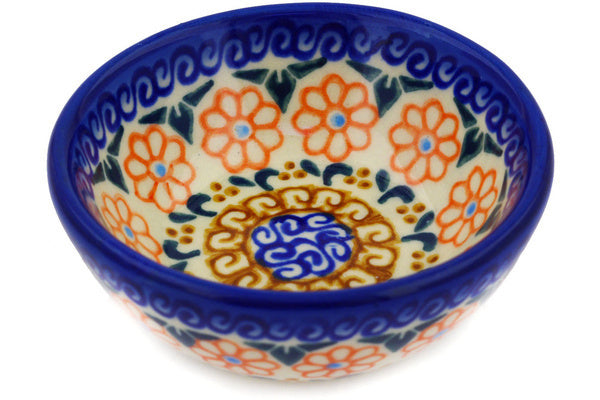 4 oz Condiment Bowl - D2 | Polish Pottery House