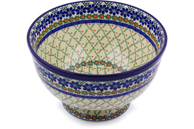 16 cup Serving Bowl - 854AX | Polish Pottery House