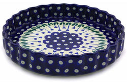 "9"" Fluted Pie Plate - 377ZX 